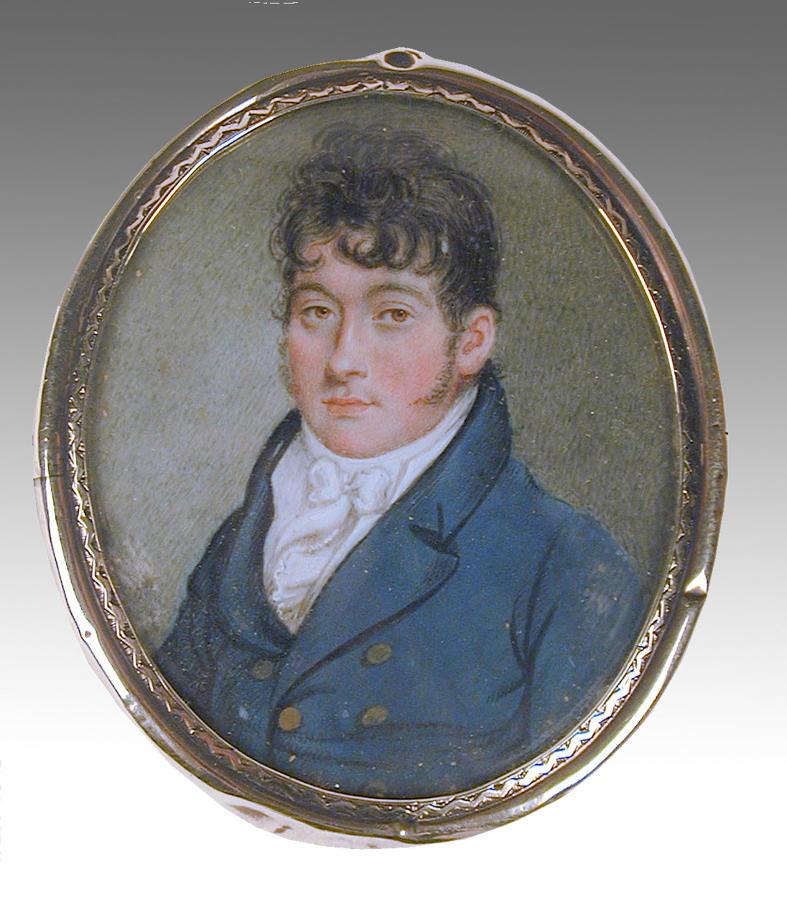 Antique Portraits & Miniatures