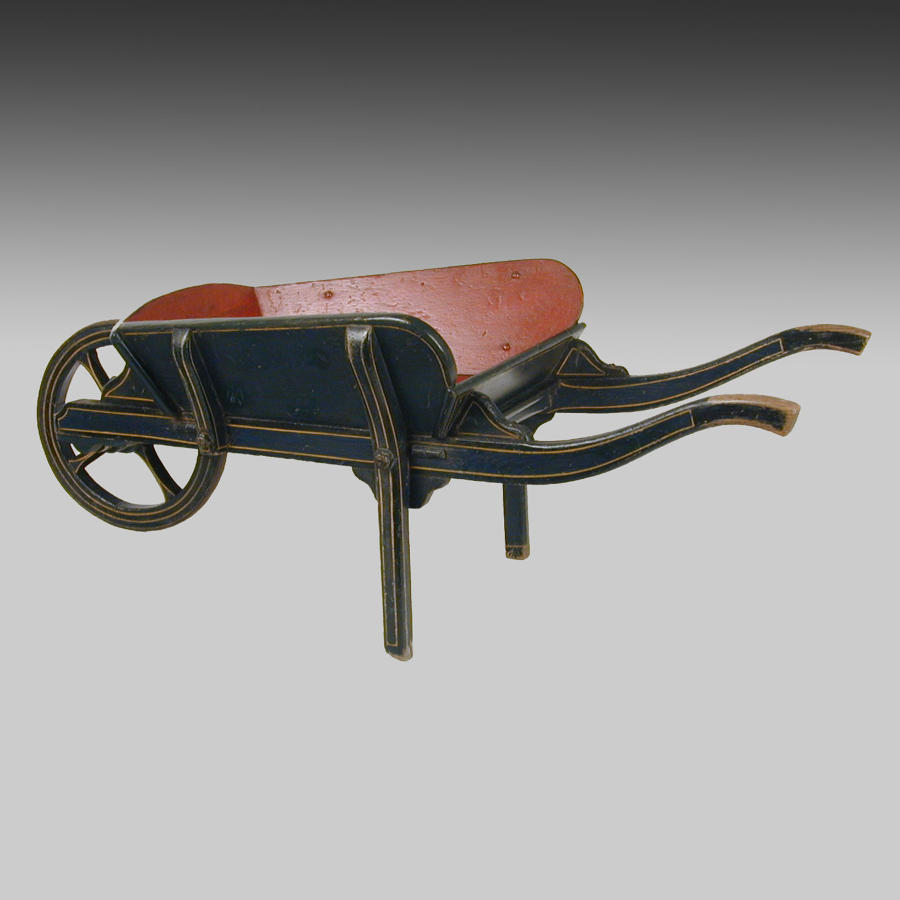 19th century library book barrow