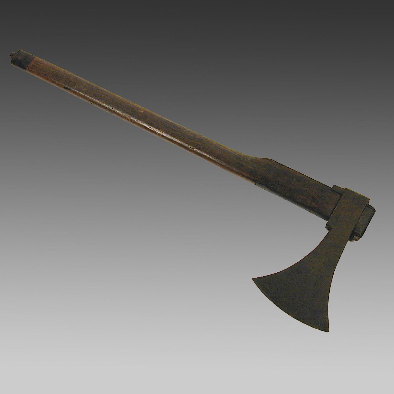 Ceremonial axe
