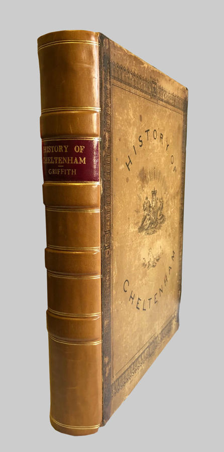 Griffith's 'History of Cheltenham'