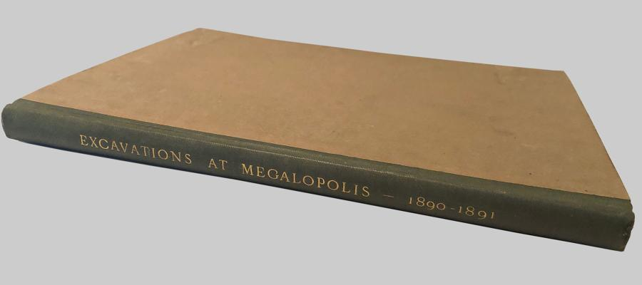 Excavations at Megalopolis, 1890 - 1891