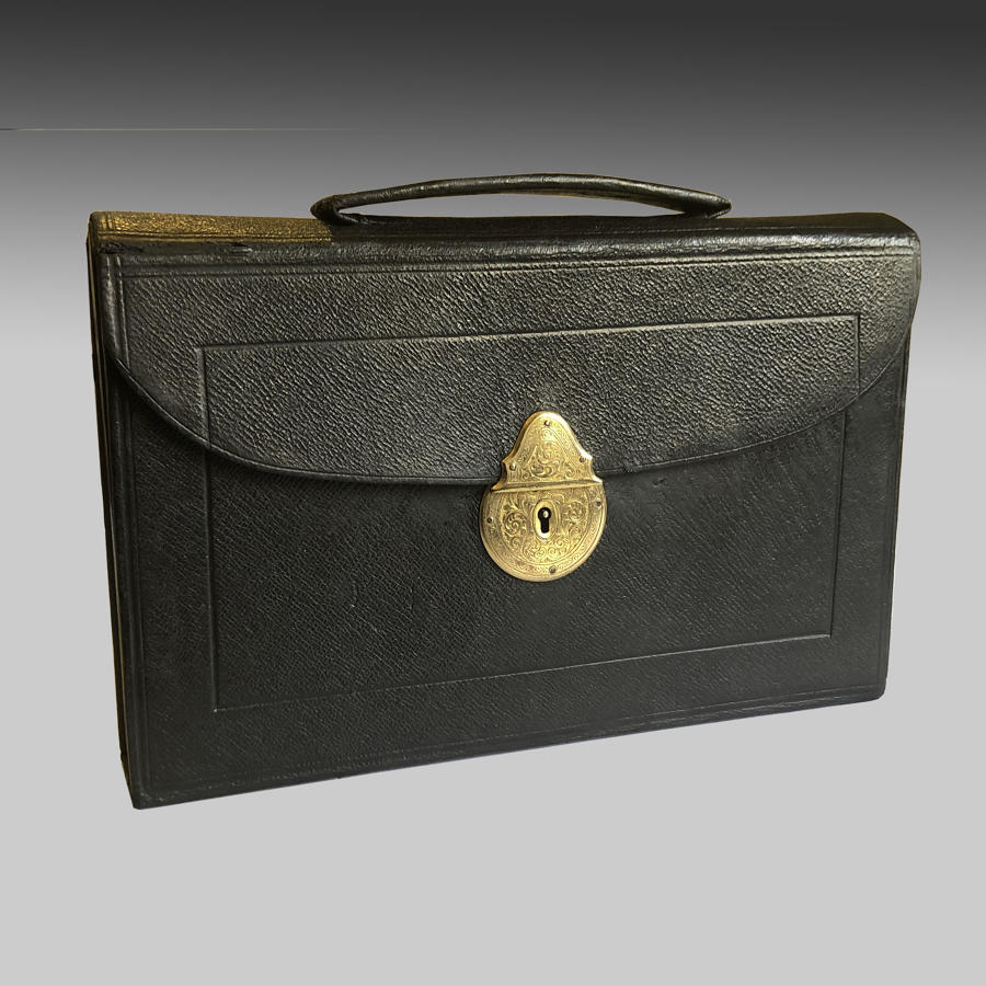 Lady's writing or attache case