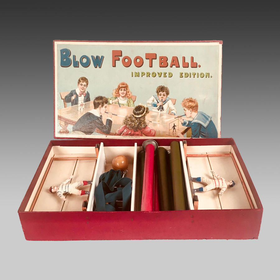 Vintage Spears boxed set 'Blow Football'