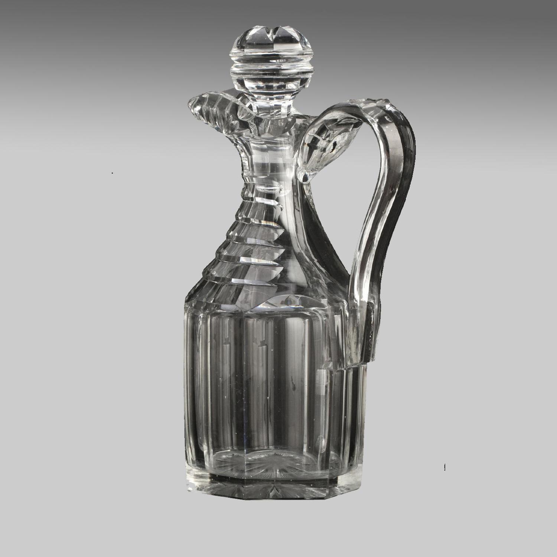 Regency claret jug