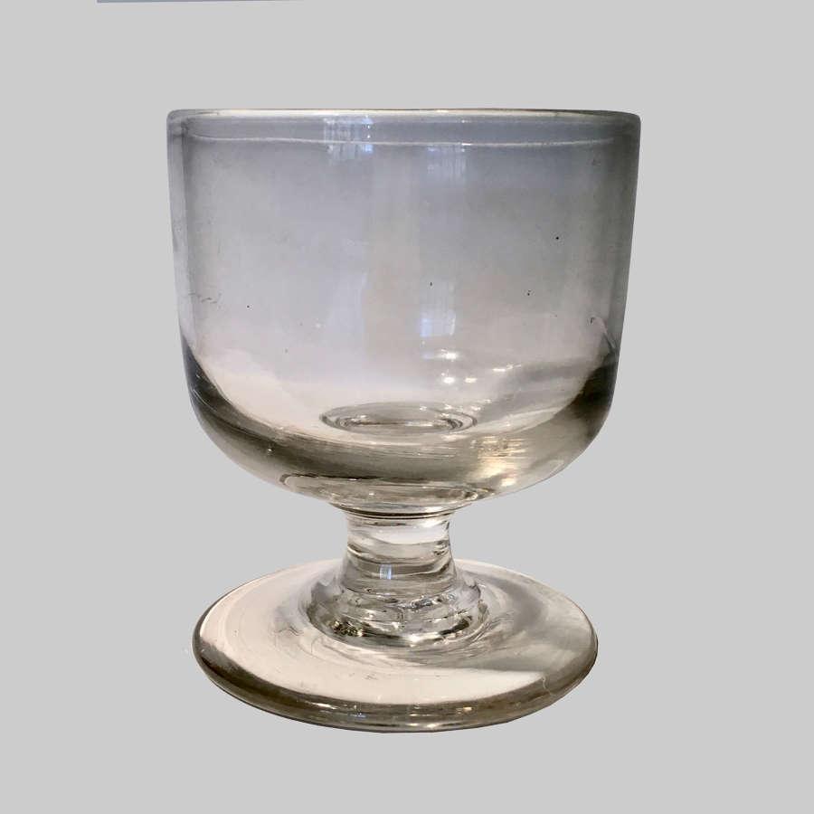 Georgian wine glass