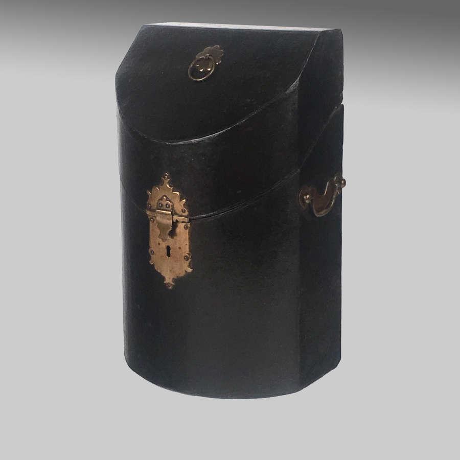 Early Georgian knife box