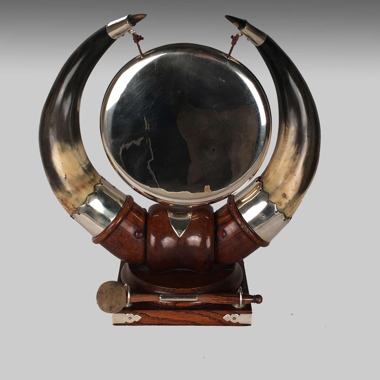 Edwardian dinner gong