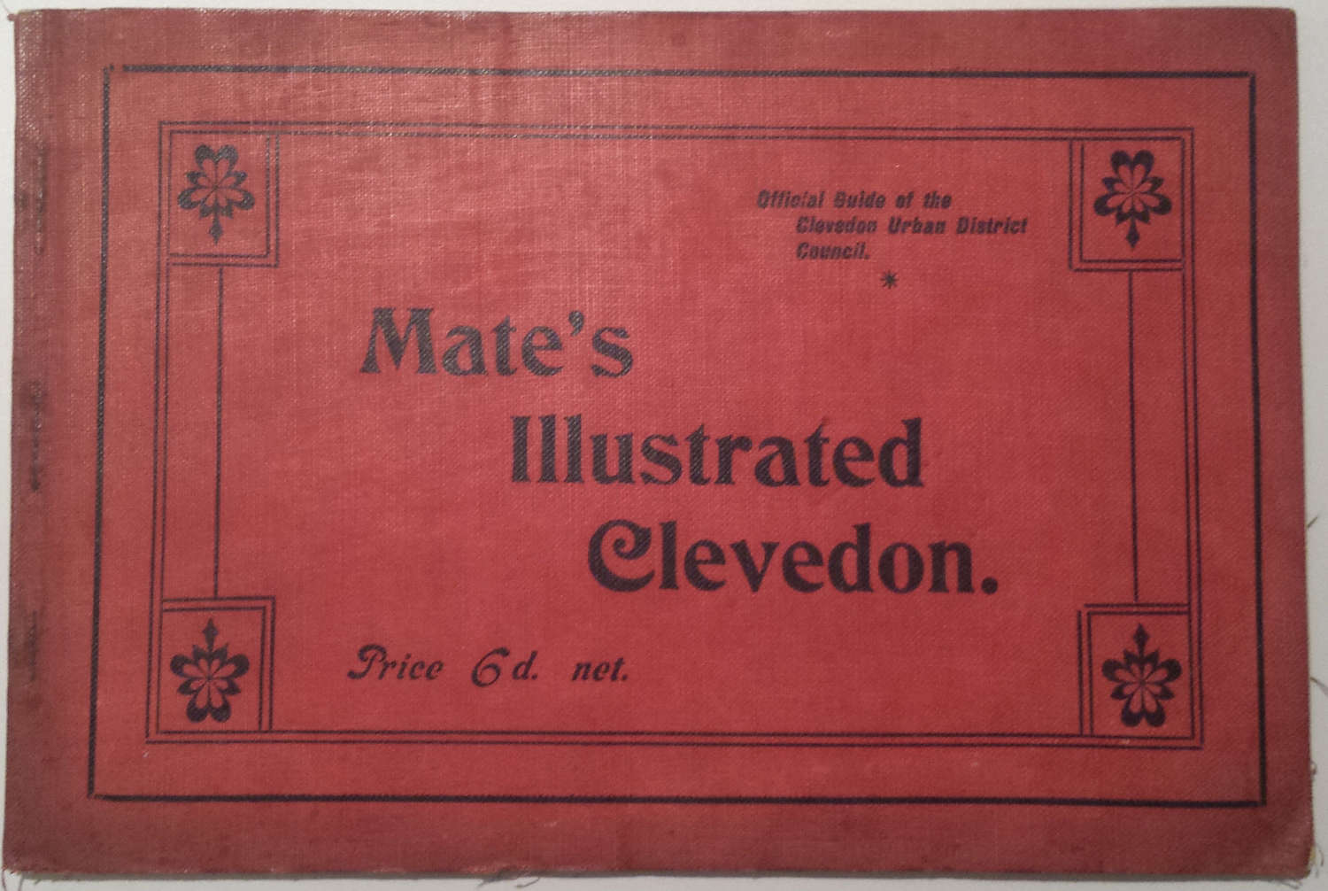 Mate's Illustrated Clevedon