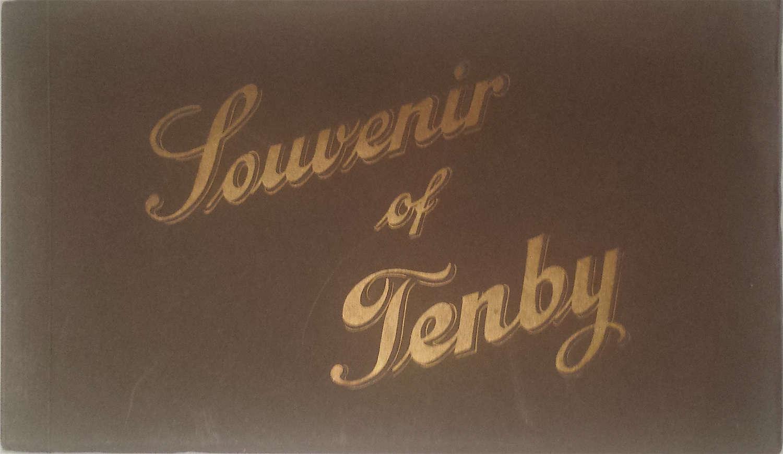 Rare Souvenir of Tenby