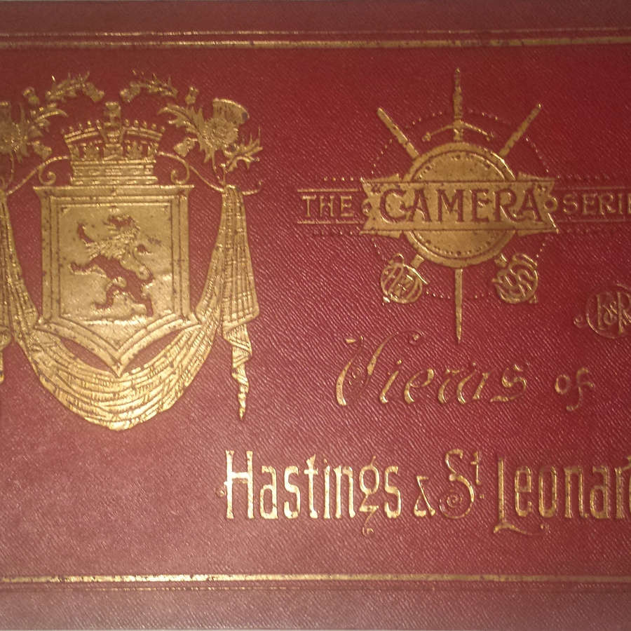 Camera Series, Views of Hastings and St Leonards with Descriptive Let
