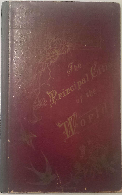 Concertina Book 'The Principal Cities of the World'