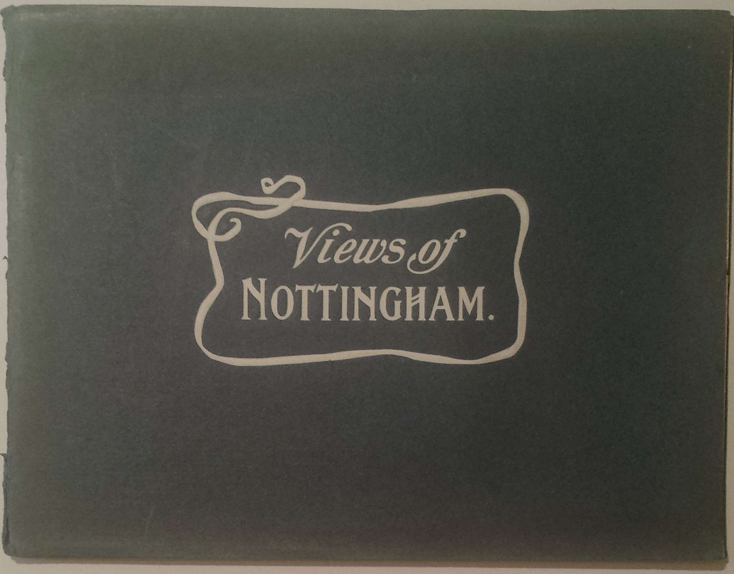 The Album of Coloured Views of Nottingham