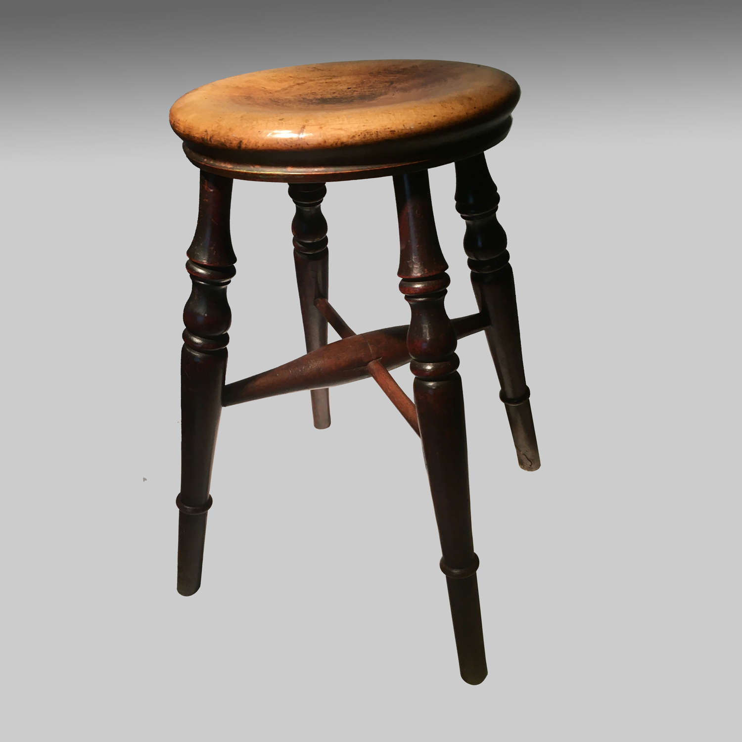 19th century pub or tavern stool