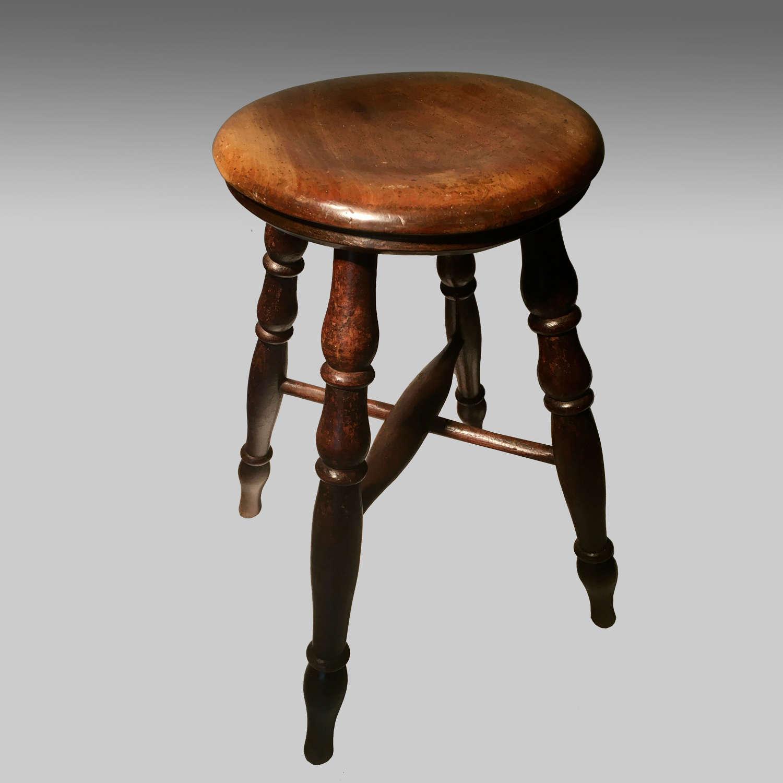19th century pub or tavern stool