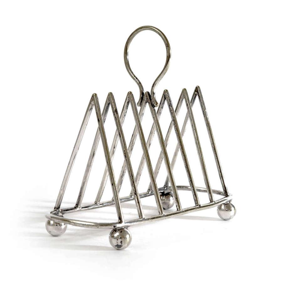Aesthetic style toast rack