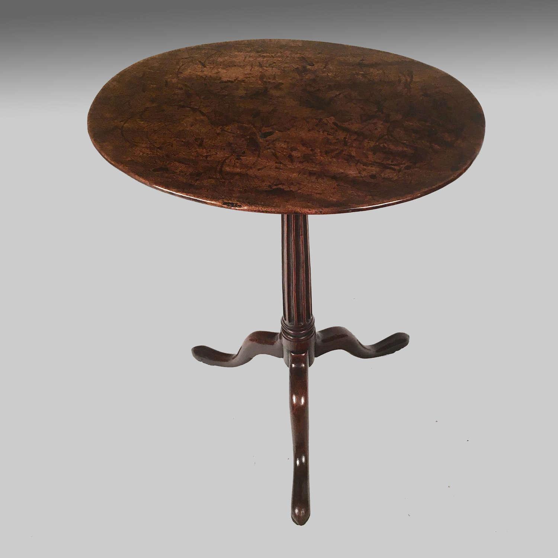 Georgian tripod table
